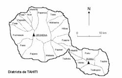 Какой стране принадлежит остров Таити 🚩 где находится таити 🚩 Места отдыха